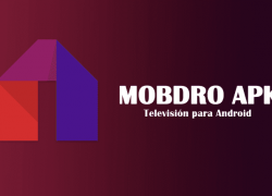 Mobdro Apk gratis para Smart TV con Firestick