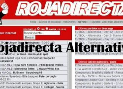 Rojadirecta Alternativa 2021 Guarda il Calcio su Rojadirecta TV Italiano