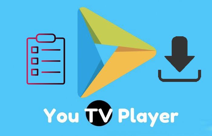 Listas You Tv Player