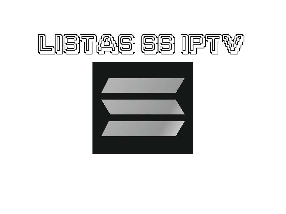 Listas SS IPTV